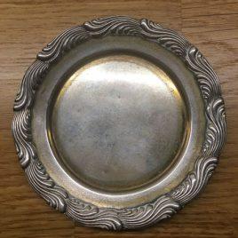 Tiffany Silver Pin Dishes