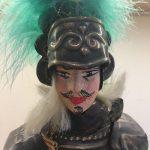 Opera dei Pupi Marionette - Sicilian puppet theatre marionette