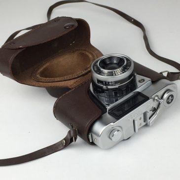 KSK Corona 35r and case