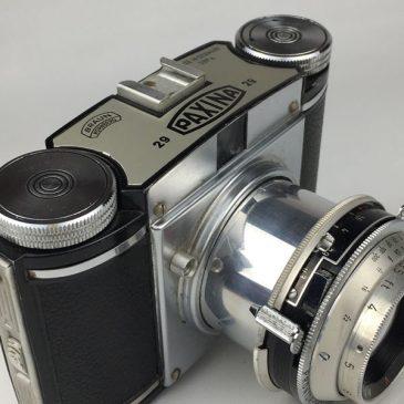 Braun Paxina 29 Camera