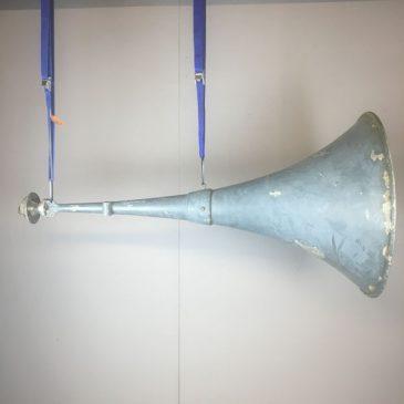 Ex RAF Grampion PA Speaker Horn