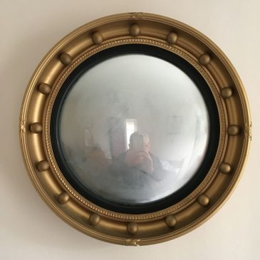 SOLD – Atsonea convex mirror