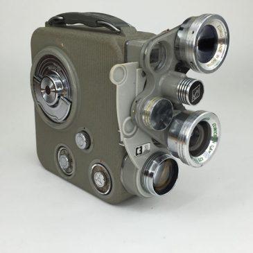 Eumig C3R 8mm cine camera