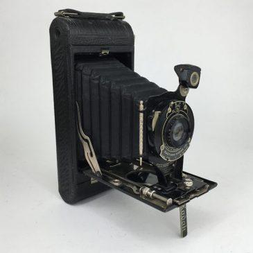 Kodak No 1A Folding Pocket Bellows camera