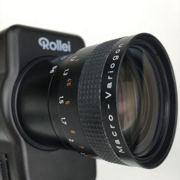 Rollei movie Sound XL 8 Macro - home movie cine camera in original box