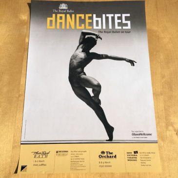 dancebites - The Royal Ballet on Tour - Poster