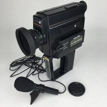Minolta XL225 Sound Super 8 cine camera