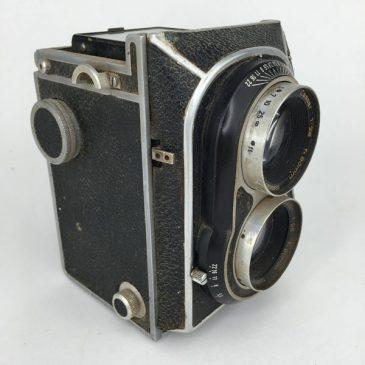 Montanus Montiflex TLR Camera