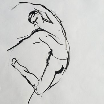Original Charlotte Fawley Ballet drawings Igor Zelensky Romeo and Juliet ROH 1998