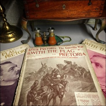 A large collection of Boer War & WWI magazines